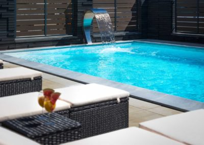 stella resort chłapowo basen
