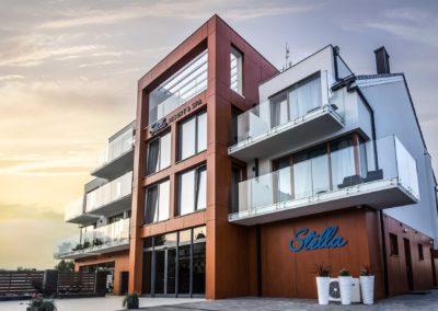 hotel stella resort chłapowo